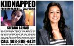Praying for Sierra LaMar of Morgan Hill, CA - 4/5/2012