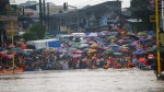 Praying for the Philippines after serious flooding - 8/7/2012